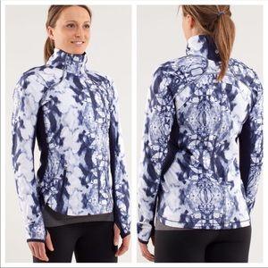 NWOT Lululemon Essential Blue Ink Jacket